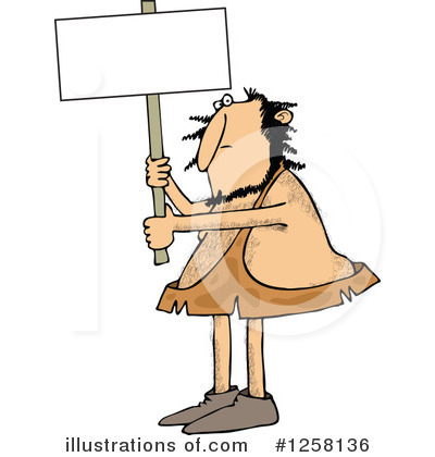 Protestor Clipart #1258136 by djart