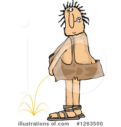 Peeing Clipart #1263500 by djart