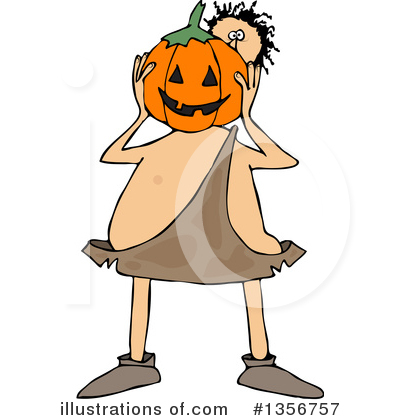 Halloween Clipart #1356757 by djart