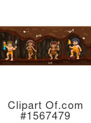 Caveman Clipart #1567479 by Graphics RF