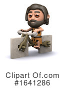 Caveman Clipart #1641286 by Steve Young