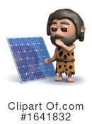 Caveman Clipart #1641832 by Steve Young