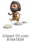 Caveman Clipart #1641834 by Steve Young