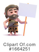 Caveman Clipart #1664251 by Steve Young