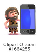 Caveman Clipart #1664255 by Steve Young