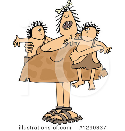Family Clipart #1290837 by djart