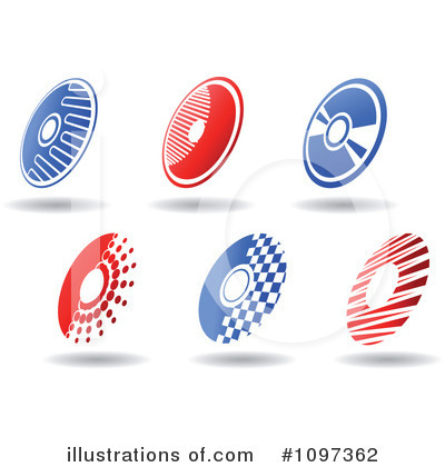 Icons Clipart #1097362 by Vector Tradition SM