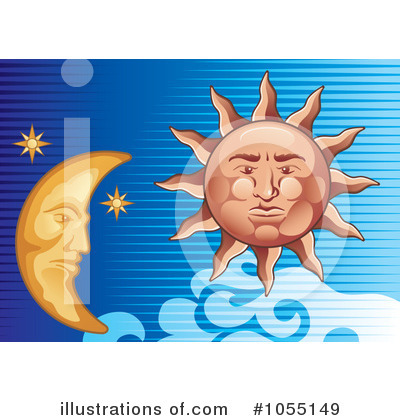 Celestial Clipart #1055149 by Any Vector