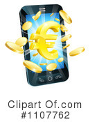 Cell Phone Clipart #1107762 by AtStockIllustration