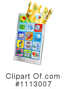 Cell Phone Clipart #1113007