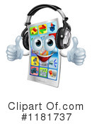 Cell Phone Clipart #1181737