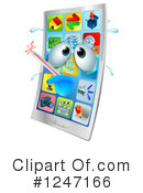 Cell Phone Clipart #1247166