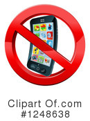 Cell Phone Clipart #1248638