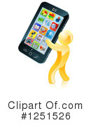 Cell Phone Clipart #1251526