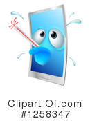 Cell Phone Clipart #1258347