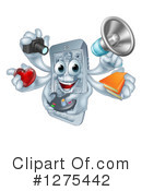 Cell Phone Clipart #1275442