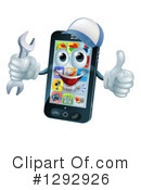 Cell Phone Clipart #1292926