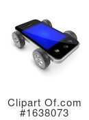 Cell Phone Clipart #1638073 by Steve Young