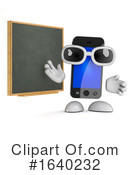 Cell Phone Clipart #1640232 by Steve Young