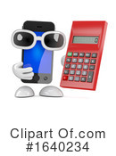 Cell Phone Clipart #1640234 by Steve Young
