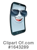 Cell Phone Clipart #1643289 by AtStockIllustration