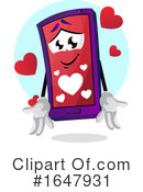 Cell Phone Clipart #1647931 by Morphart Creations
