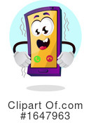 Cell Phone Clipart #1647963 by Morphart Creations