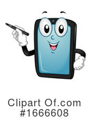 Cell Phone Clipart #1666608 by BNP Design Studio