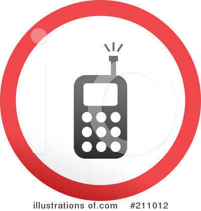Cell Phone Clipart #211012 by Prawny