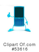 Cell Phone Clipart #53616