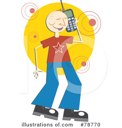 Cell Phone Clipart #78770 by Prawny