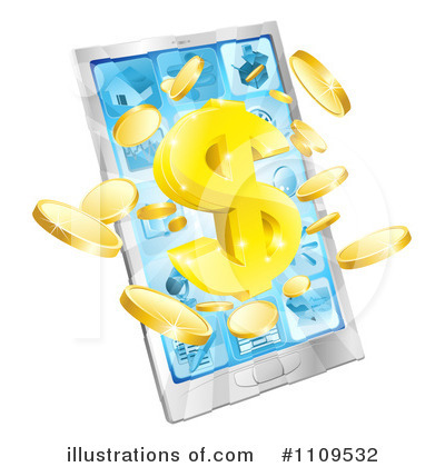 Cash Clipart #1109532 by AtStockIllustration