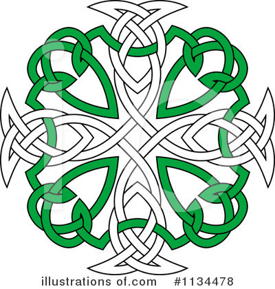 Celtic Clipart #1134478 by Vector Tradition SM