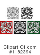 Royalty-Free (RF) celtic Clipart Illustration #1182394