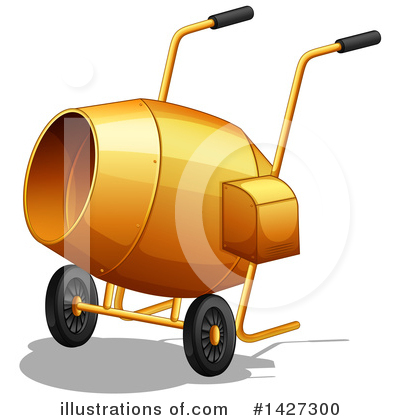 Mixer Clipart #1427300 by Graphics RF