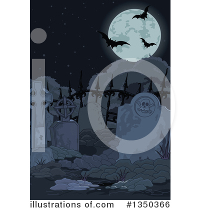 Halloween Clipart #1350366 by Pushkin