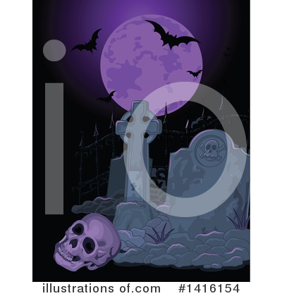 Skull Clipart #1416154 by Pushkin