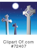 Cemetery Clipart #72407