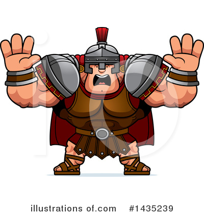 Centurion Clipart #1435239 by Cory Thoman