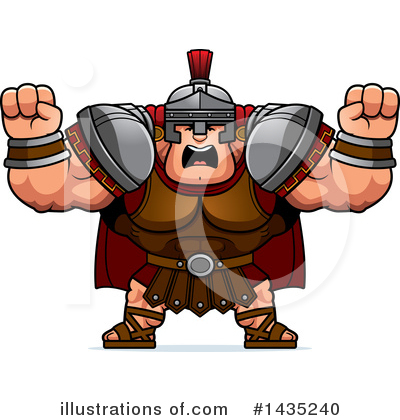 Centurion Clipart #1435240 by Cory Thoman