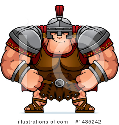 Roman Clipart #1435242 by Cory Thoman