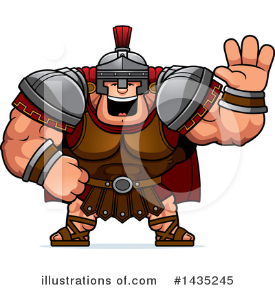 Centurion Clipart #1435245 by Cory Thoman