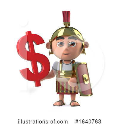 Roman Clipart #1640763 by Steve Young