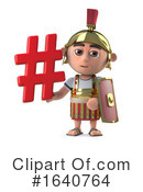 Centurion Clipart #1640764 by Steve Young