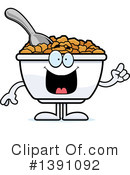 Cereal Mascot Clipart #1391092 by Cory Thoman