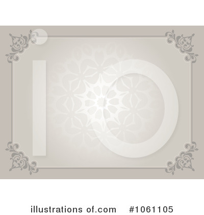 Certificate Clipart #1061105 by KJ Pargeter