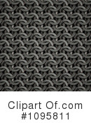 Royalty-Free (RF) Chain Mail Clipart Illustration #1095811