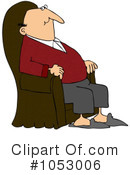 Chair Clipart #1053006 by djart