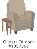 Chair Clipart #1057867 by mheld
