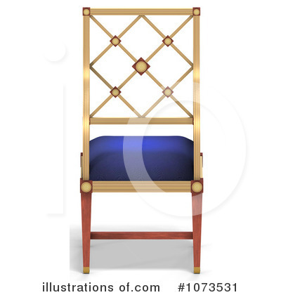 Chair Clipart #1073531 by Ralf61